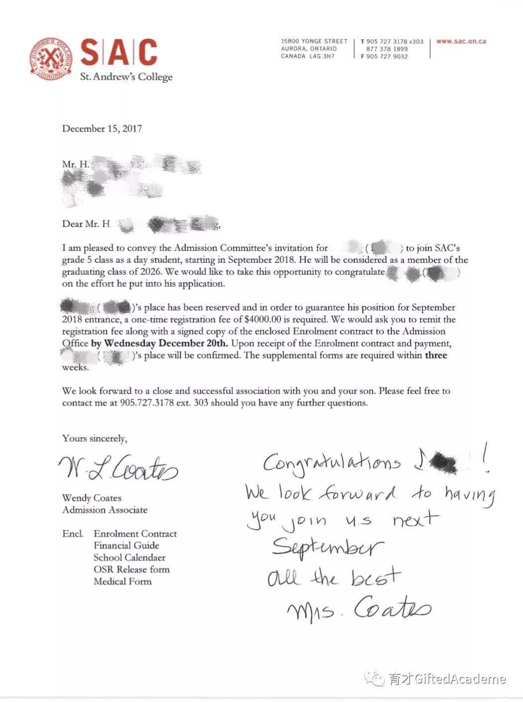 如何拿到加拿大顶级私校录取通知书:细说顶级男校St. Andrew's College(内附私校申请讲座)